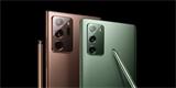 Samsung představil duo telefonů Galaxy Note 20 a Note 20 Ultra. Vylepšovalo se ve všech směrech