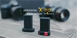 X-tra battery slibuje revoluci v bateriích pro fotoaparáty