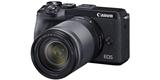 Canon EOS M6 Mark II dostane možnost videozáznamu při 24 sn/s