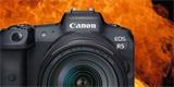 Je přehřívání Canonu R5 a R6 při natáčení videa opravdu problém?