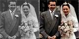 Služba MyHeritage vylepší staré fotografie a převede je na barevné