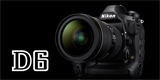 Nikon D6 a dva objektivy pro bezzrcadlovky Nikon Z