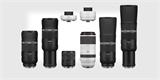 Canon EOS RF – čtyři nové objektivy pro plnoformátové bezzrcadlovky