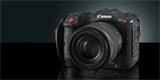 Canon uvádí filmovou kameru v těle fotoaparátu. EOS C70 využívá výhod bajonetu RF