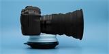 KUVRD: univerzální sluneční clona poslouží i jako držák na filtry