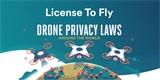 Tato názorná mapa vám prozradí kde a jak můžete létat s drony