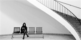 Fotografie týdne: Stair line aneb o schodech nejen do nebe