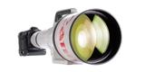 Legendární objektiv Canon 1200 mm F5,6 se vydražil za 500 000 EUR