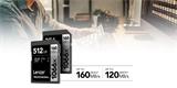 Lexar rozšiřuje řadu Silver Series o karty typu SDXC