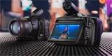 Blackmagic Pocket Cinema Camera 6K Pro má vestavěné ND filtry, EF bajonet a výklopný displej