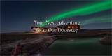 Islandský hotel vám dá měsíční pobyt zdarma, za fotky polární záře