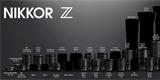 Nikon aktualizoval přehled objektivů systému Z, můžeme se těšit na světelné i superdlouhé objektivy