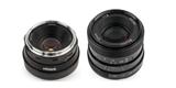 Pergear představil dva nové objektivy pro bezzrcadlovky Fujifilm X