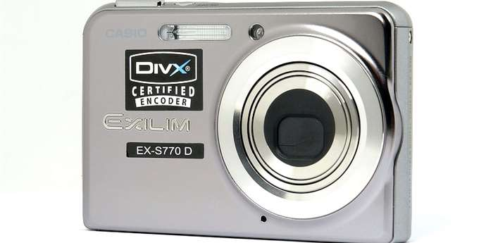 Dva centimetry v kovu: Casio EX-S770 (test)
