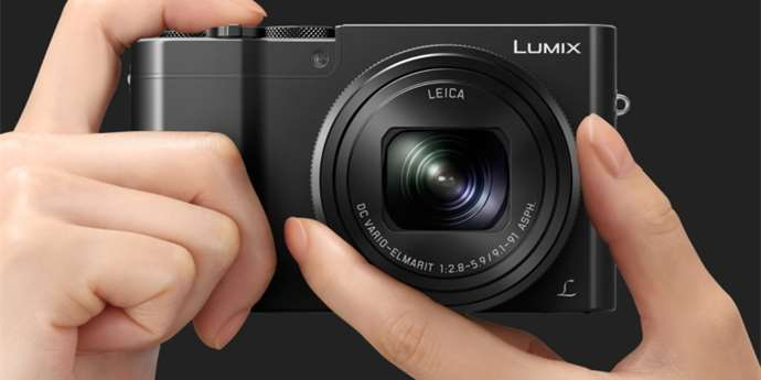 Panasonic Lumix DMC-TZ100: Univerzál do kapsy