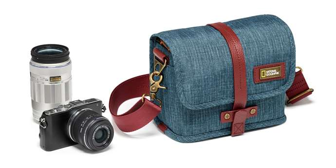 Manrotto National Geographic Australia camera holster/belly bag for CSC – £59.90