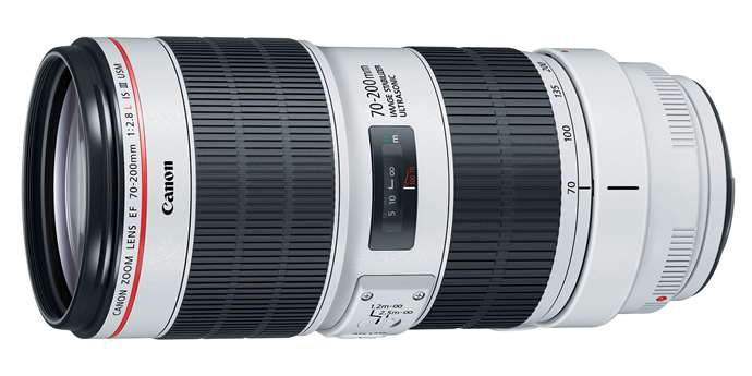 Canon EF 70–200 mm F2,8L IS III USM – smysluplná evoluce (test)