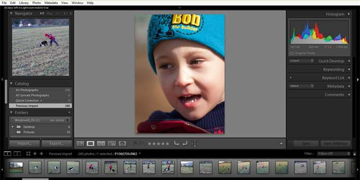 adobe lightroom cena