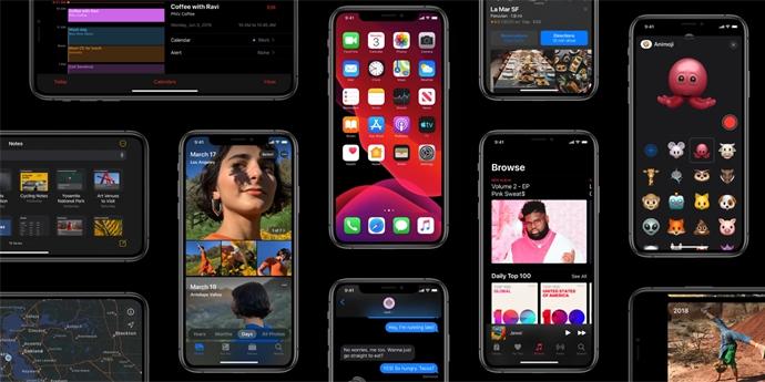 08787c1771 Apple do iOS 13 chystá nové funkce pro fotografy. Třeba nový portrétní  režim se simulací pohybujícího se světla