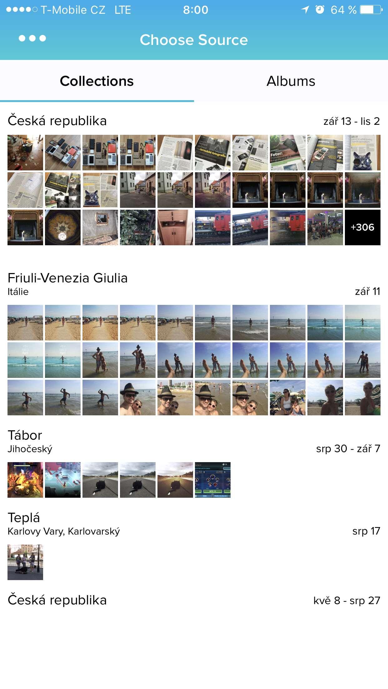 3fa0bdc7f834 Blurb – mobilní aplikace k tvorbě stylových fotoknih – DIGIarena.cz