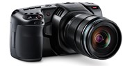 Blackmagic Pocket Cinema Camera umí nově 4K a točí do RAWu