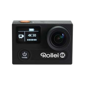 Rollei Actioncam umí 4K video a slowmotion full HD